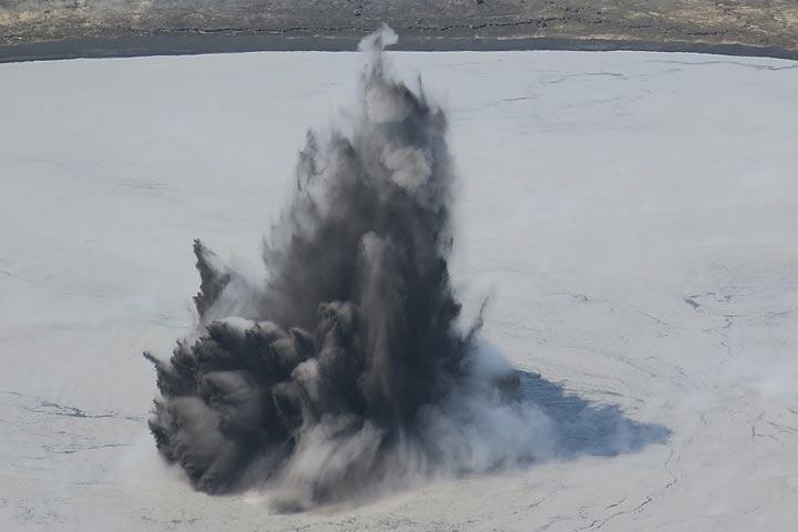 Планета за неделю - землетрясения и вулканы. Йеллоустон - рекорд активности!