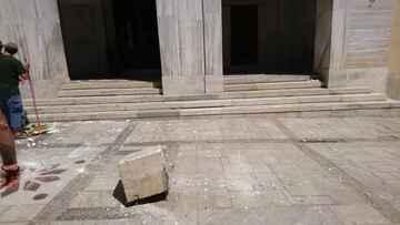 Saint Irene, Aioulou str Athens (public domain)