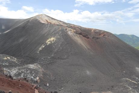Cerro Negro volcano (image: La Prensa)