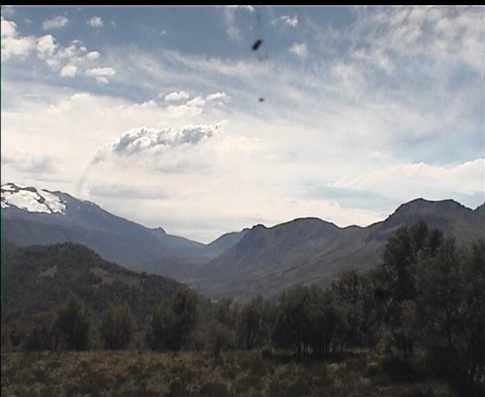 Copahue today (SERNAGEOMIN webcam)