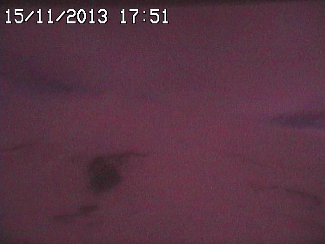 Glow from Etna's New SE crater