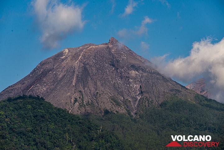 Lewotobi volcano in Nov. 2014