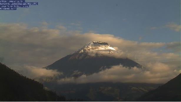 Tungurahua on 11 Sep (IGPEN)