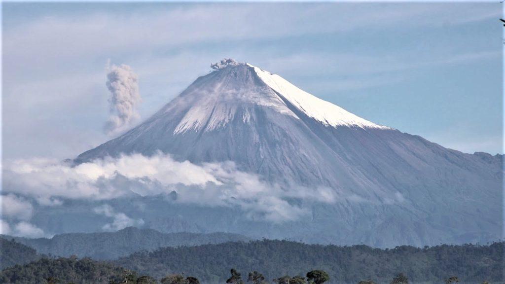Планета за неделю - землетрясения (активность на прежнем уровне) и вулканы (активность выросла)