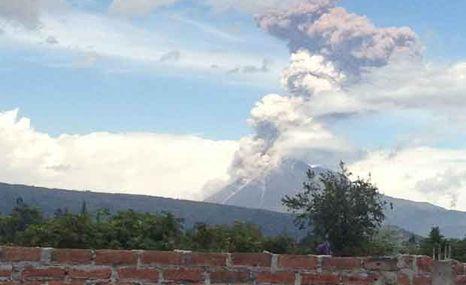 Explosion on 14 Dec 2012